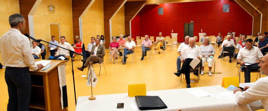 2020 - Header - Hauptverein - Bericht - Hauptversammlung