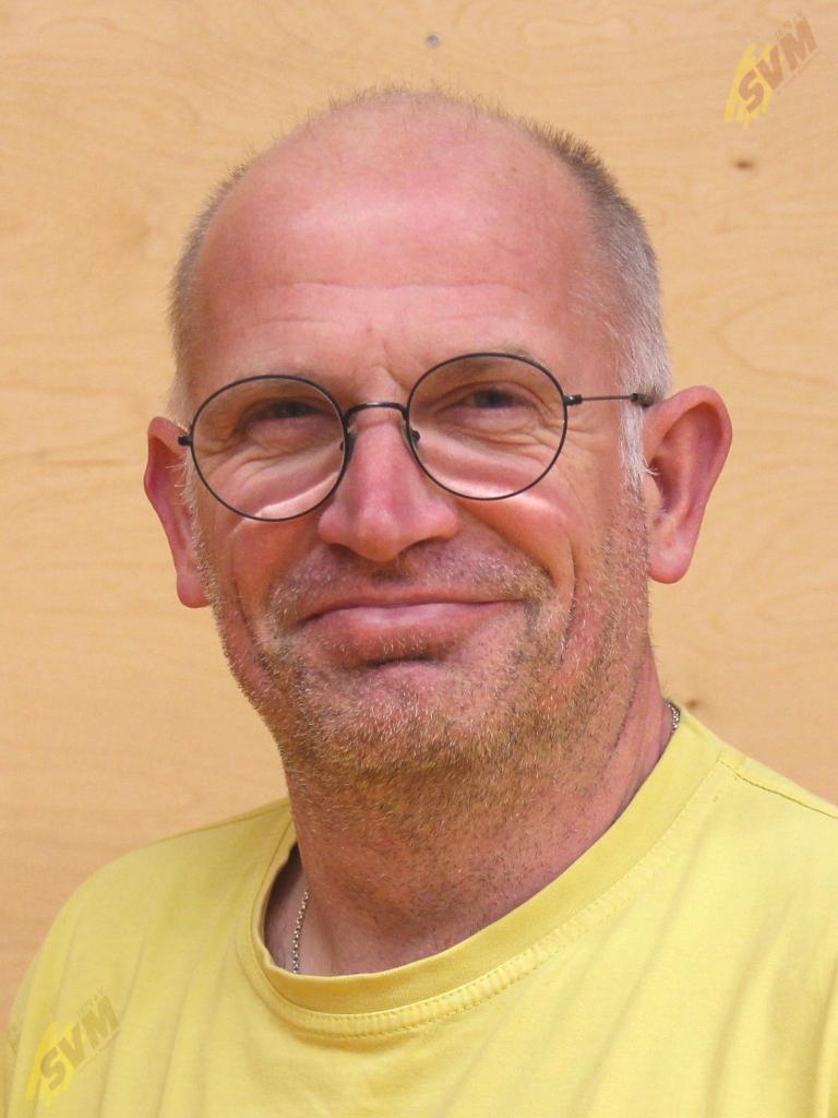 2021 - Abteilungsleiter - Bernd Streicher
