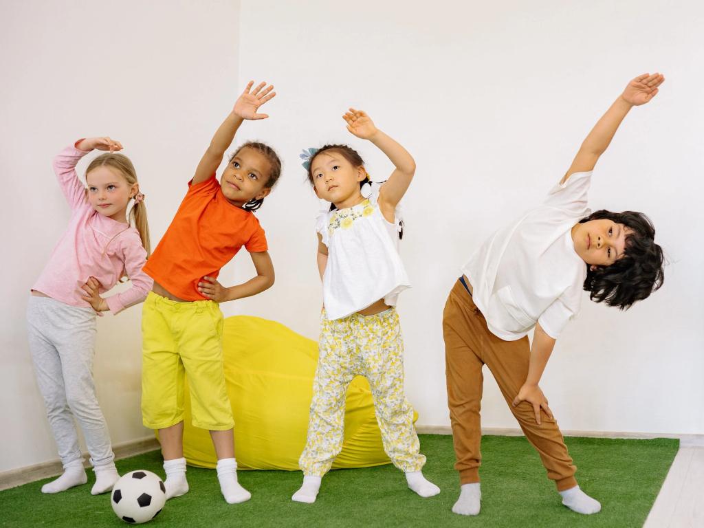 2021 - Bericht - Turnen - Eltern-Kind-Turnen