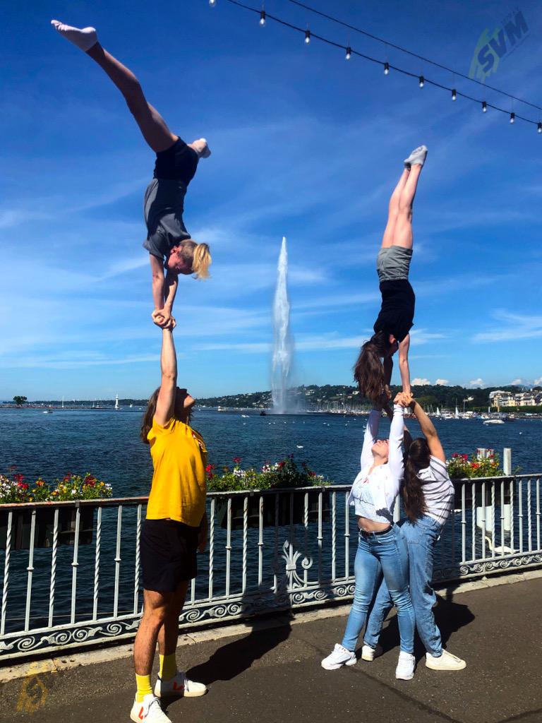 2021 - Berichte - Sportakrobaten - Genfer See
