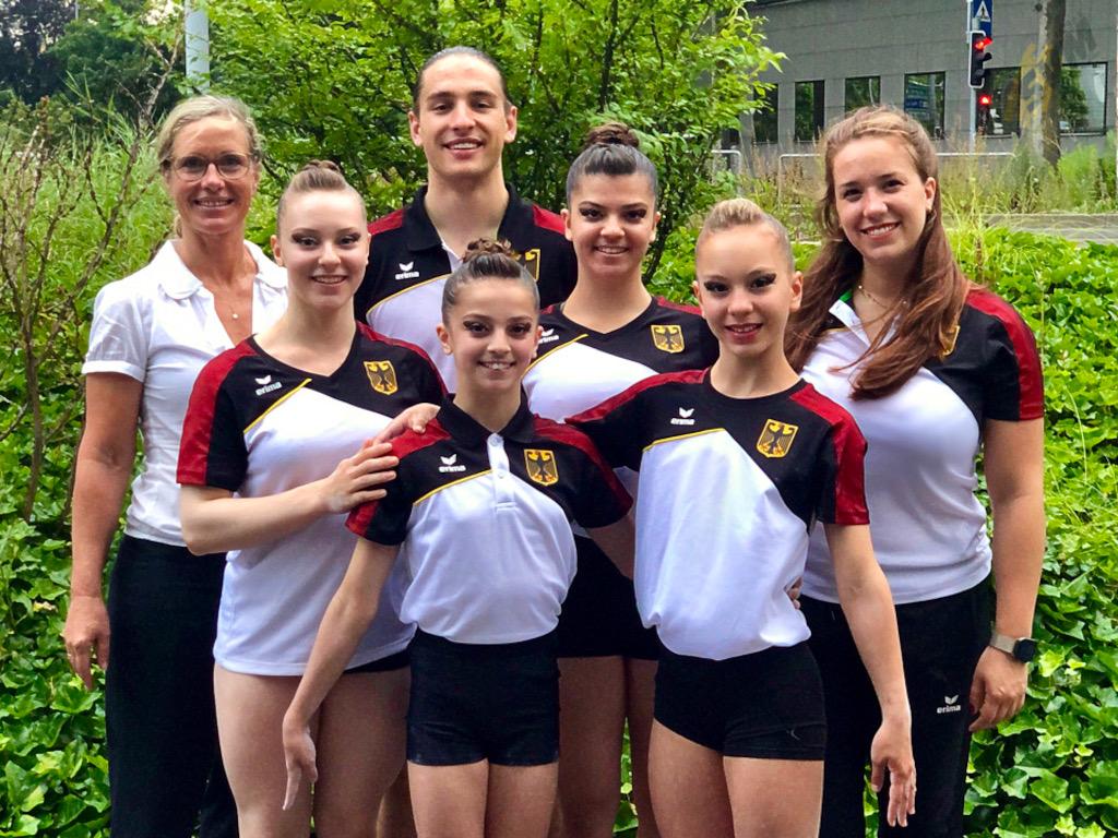 2021 - Berichte - Sportakrobaten - Team Mergelstetten