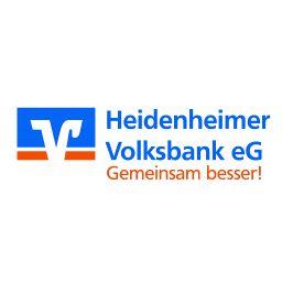 2021 - Sponsor - Heidenheimer Volksbank