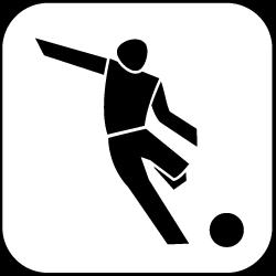 2021 - Logo - Piktogramm - Fußball