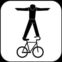2021 - Logo - Piktogramm - Radsport