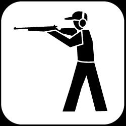 2021 - Logo - Piktogramm - Sportschützen
