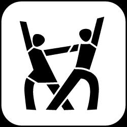 2021 - Logo - Piktogramm - Tanzsport
