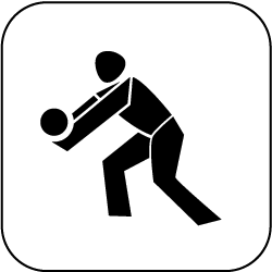 2021 - Logo - Piktogramm - Volleyball