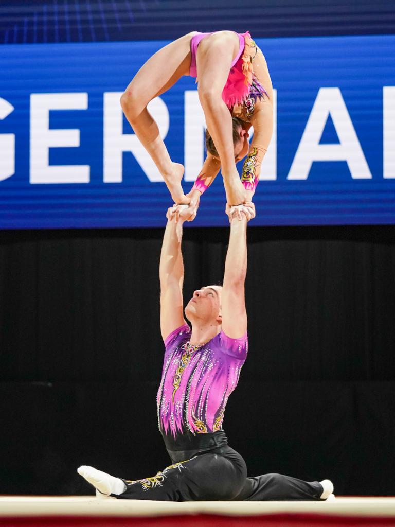 2021 - Bericht - Sportakrobatik - EM 2021 - 002